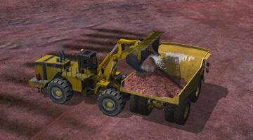CAT-992G-Wheel-loader-simulator-loading-truck