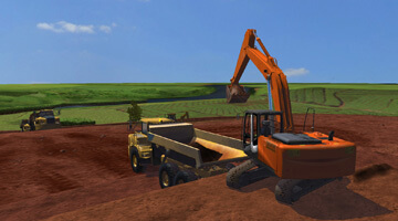 Digger-Simulator-Loading
