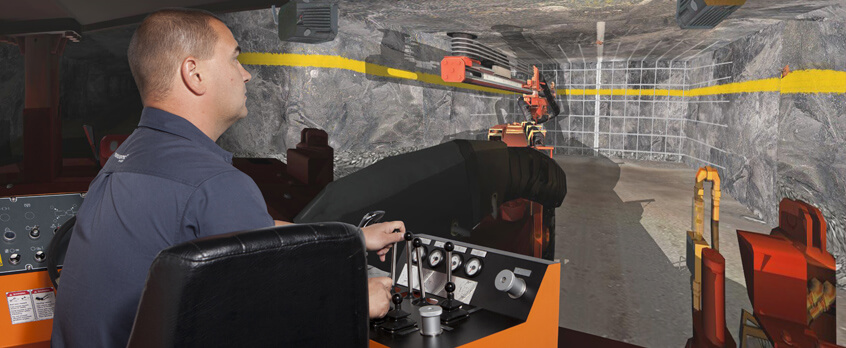 Drill RIg Simulator Bought for Northam