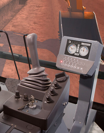 Excavator-Simulator-Cab-Detail