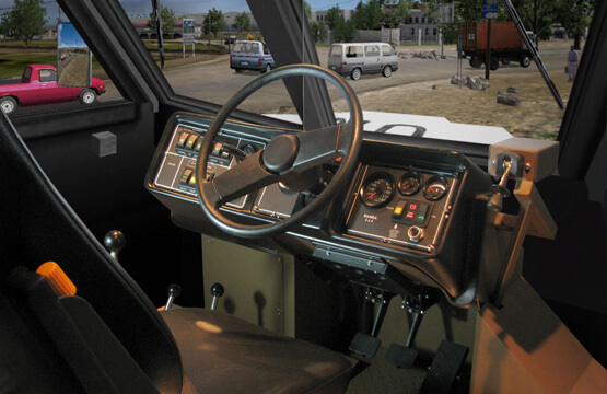 Operator-Driver-Simulator-Mamba